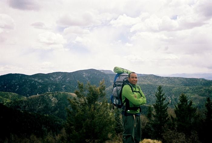 Overlooking Mogollon Range 10 200 Ft