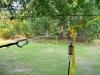 Hammock Set-up In Backyard by Splinter in Hammocks