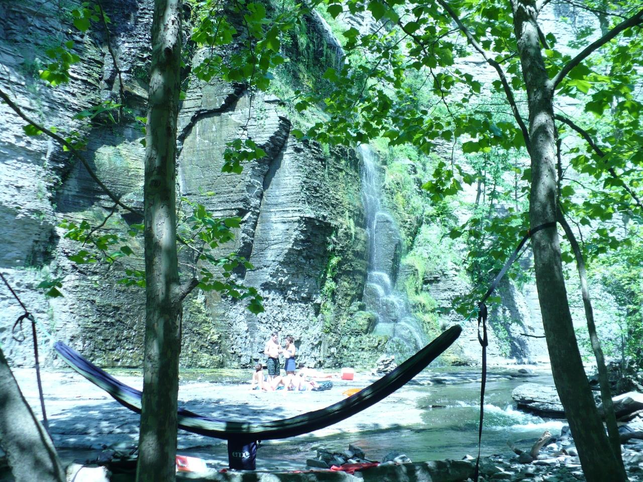 First Hang First Dam