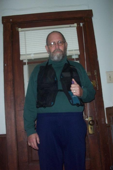 Peak 1 Pack Vest