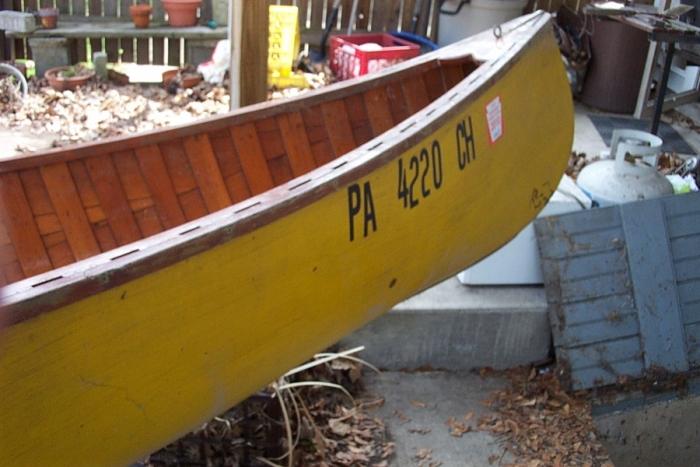 My Canoe