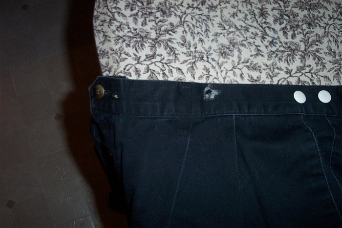 Closeup Waistband 752078