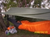 My First Weekend In Hammock Homemade by negrone in Homemade gear