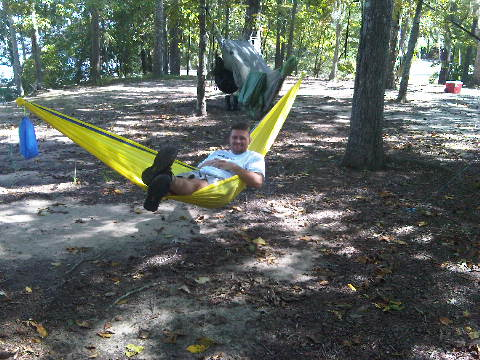 N.s.s. Hammock And Chicken Wing