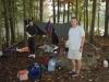 Me Kayak Camping Lake Monroe