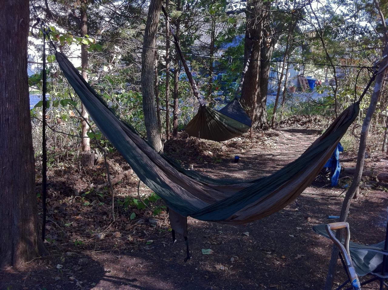 Home Campsite