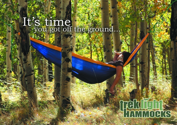 Trek Light Hammocks in Action