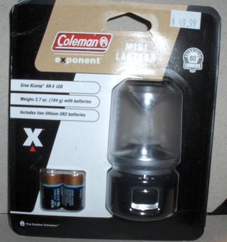 Coleman Exponent Mini Lantern