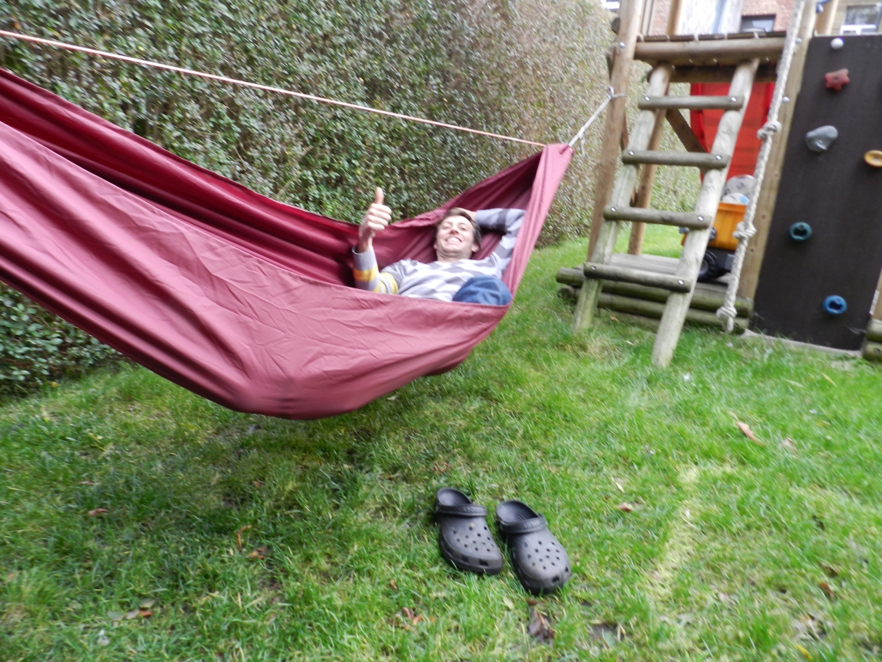 My Evolution Of Diy Hammocking