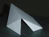 Nonatarp, Paper Model, Bivouac by Graybeard in Tarps