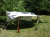 Nonatarp, Tyvek, Front View by Graybeard in Tarps