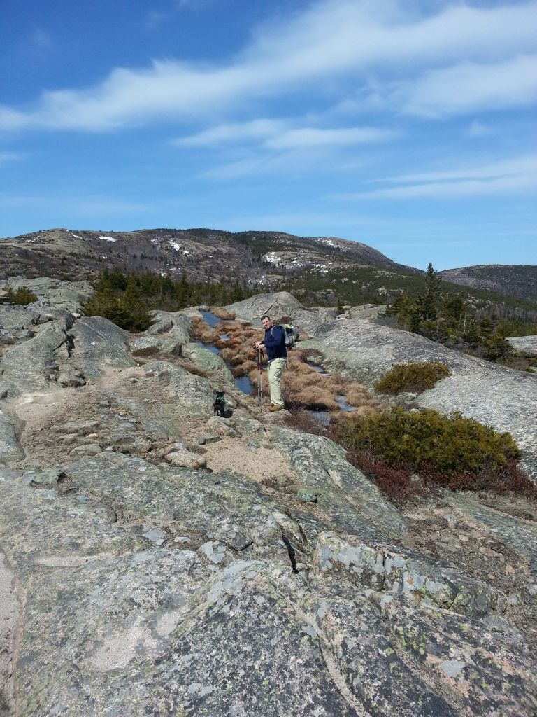 Acadia - Cadillac Mountain - South Ridge Trail