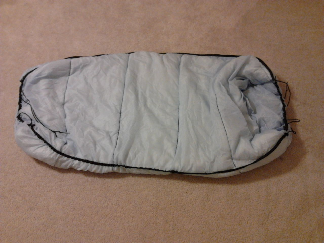 Synthetic Uq From Jr. Sleeping Bag