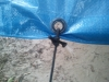 Camping Tarp Double Hitch