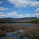 2013  Flat Mountain Pond, Waterville Valley, NH by vtrek in Hammock Landscapes