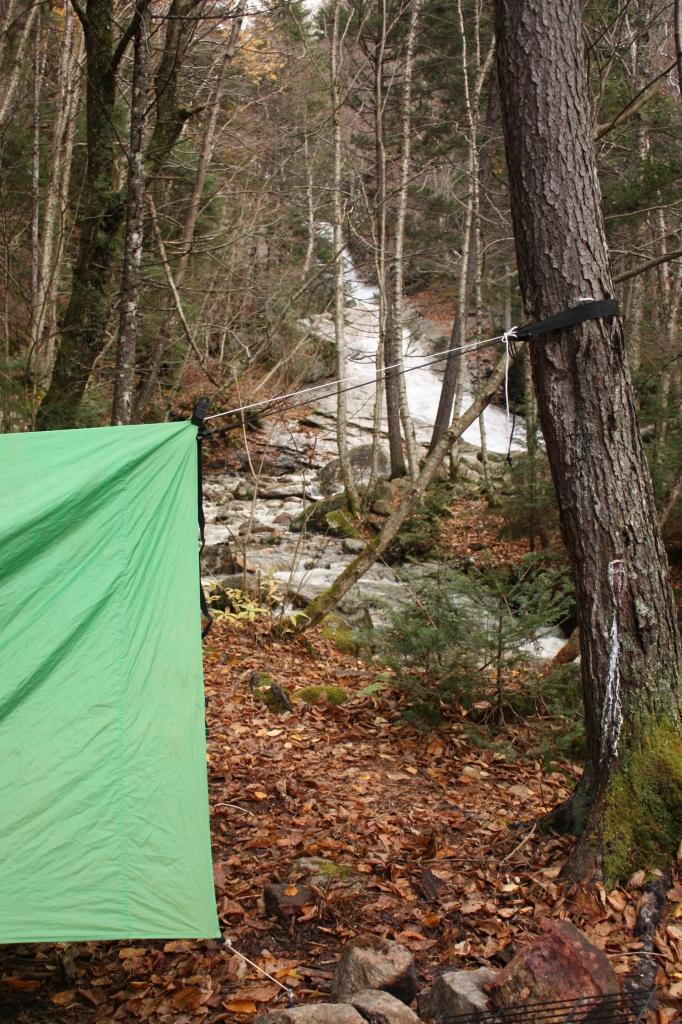 Bridal Veil Falls, Franconia Nh