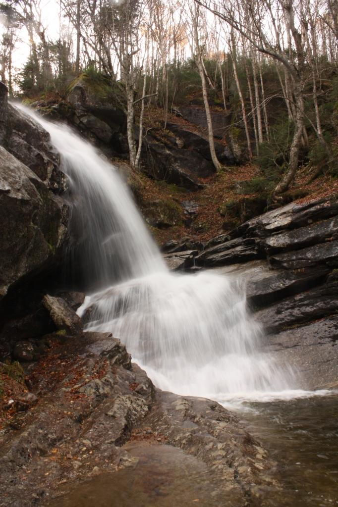 Bridal Veil Falls, Franconia NH 2011