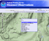 Noaa Mesonet Observations by dedominick in Group Campouts