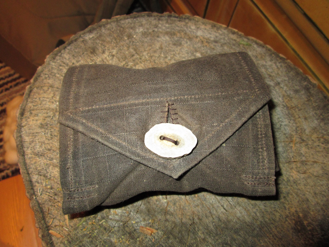 Fire Kit Belt Pouch
