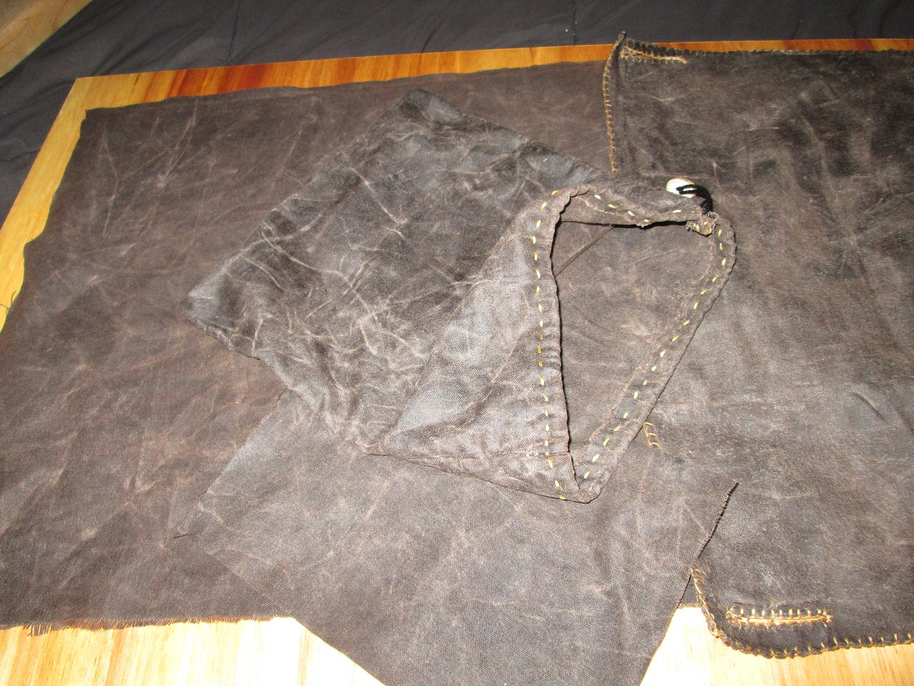 Diy Waxed Canvas