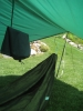 Inside My Hammock Tent by gclimb in Hammocks