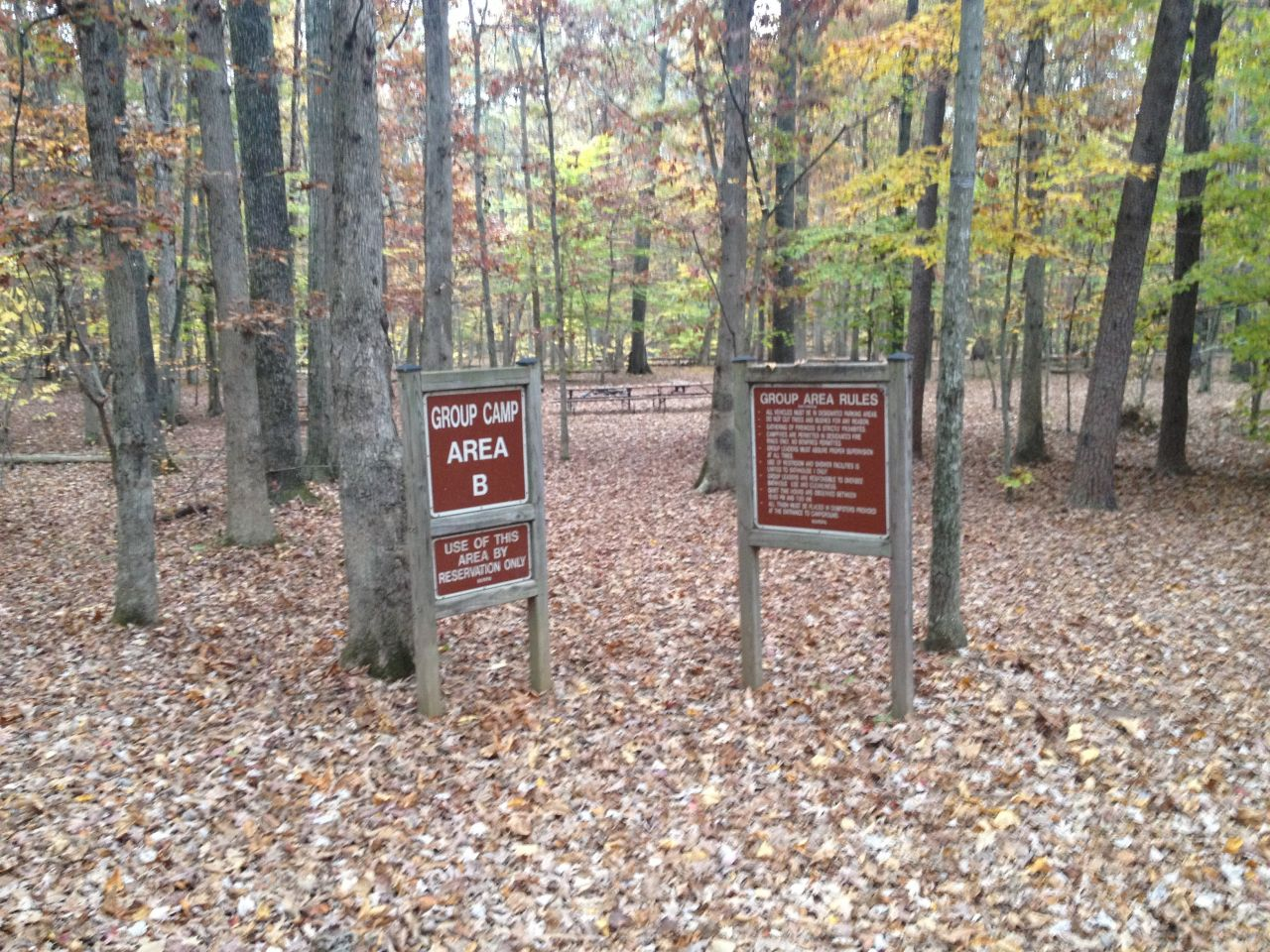 Proposed Site For November 16-18 2012 Bull Run Hang