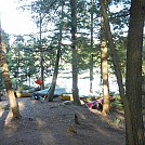 Spring 2014 Little Trout Lake by quiet in Group Campouts