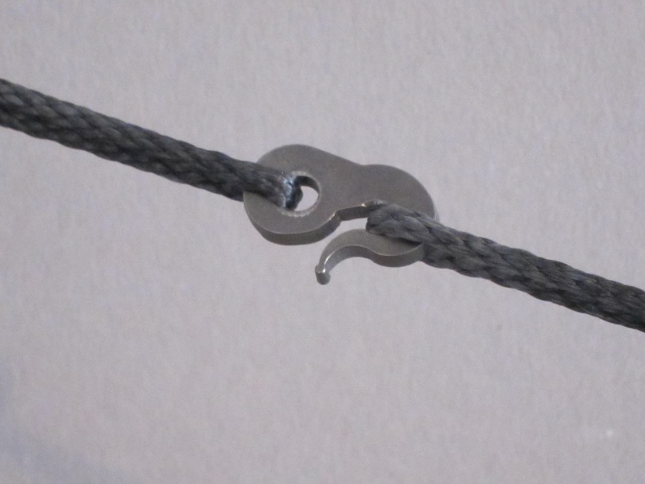 Dutch Hook Attached To Whoopie Sling And Continuous Loop