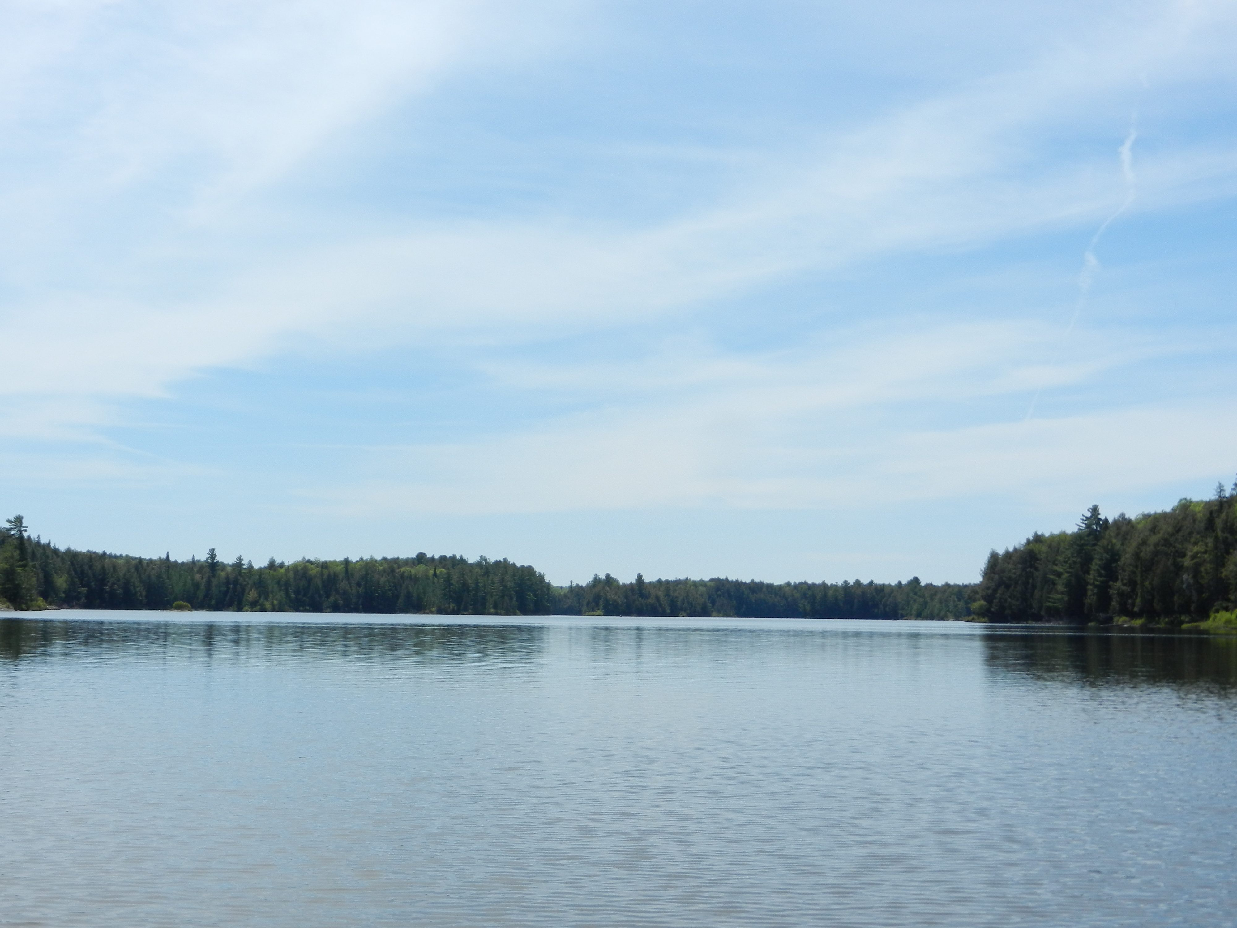 Spring 2014 Little Trout Lake