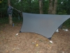 Gray Ghost tarp