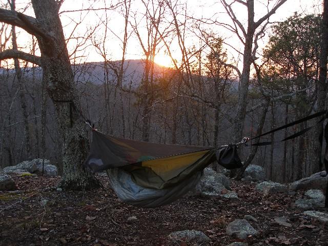 Sunset At Davis Mountain