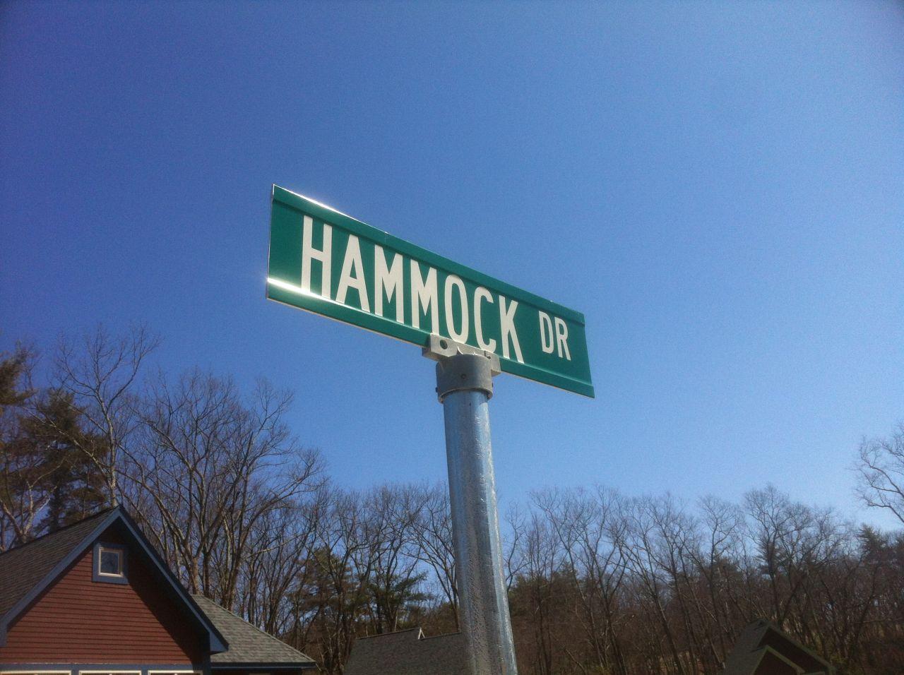 Hammock Dr