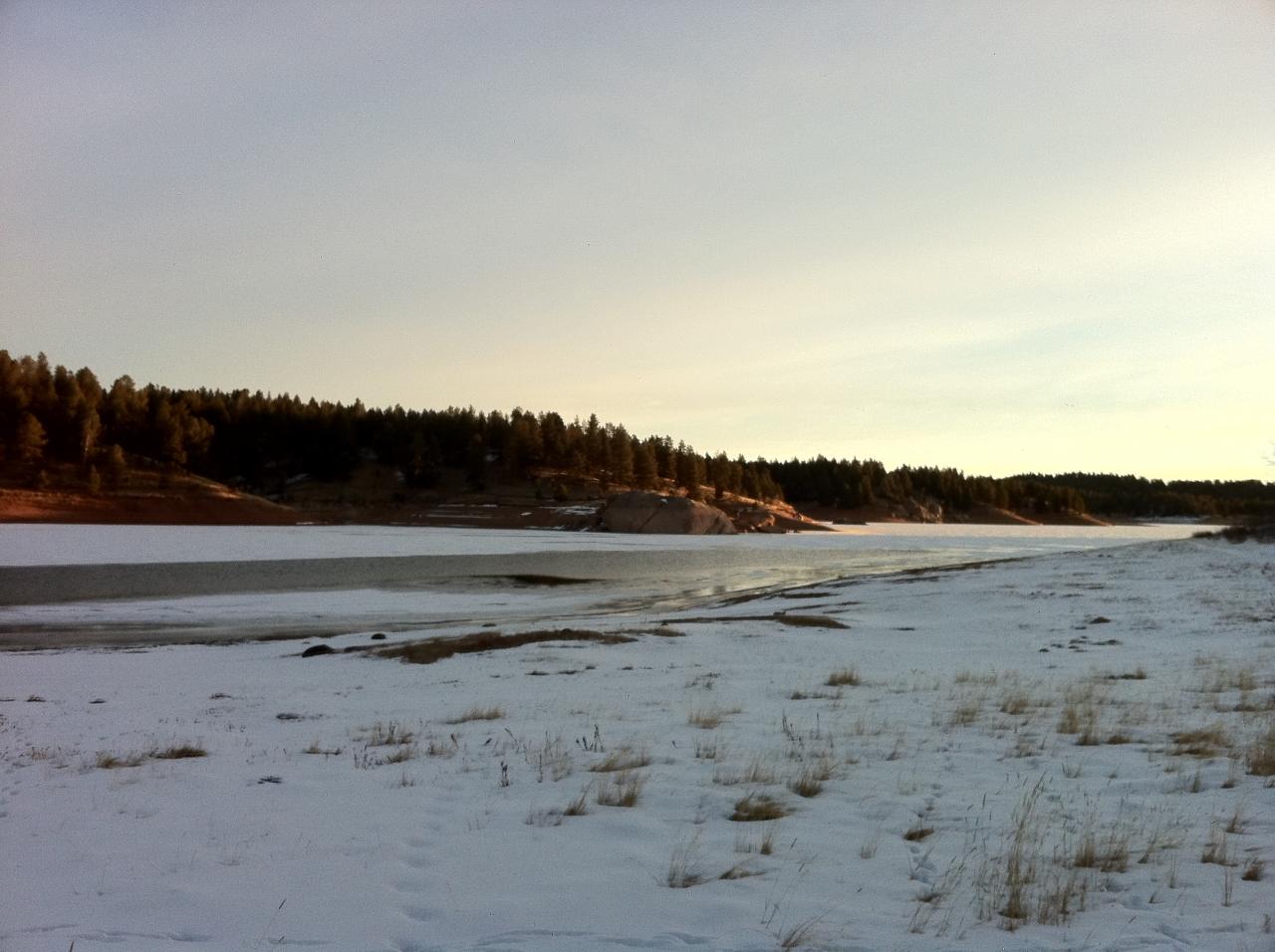 Colorado Winter Hang - 1/15/2011