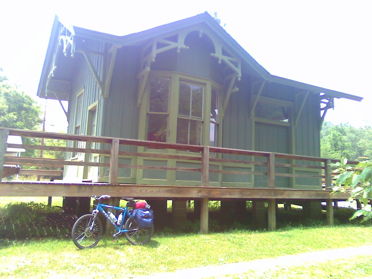 Greenbrier Rail Trail