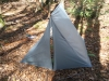 Speer Winter Tarp In The Backyard by MedicineMan in Tarps