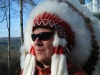 Get Your Warbonnet On! by MedicineMan in Faces