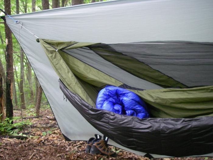 Hammock Camping Components