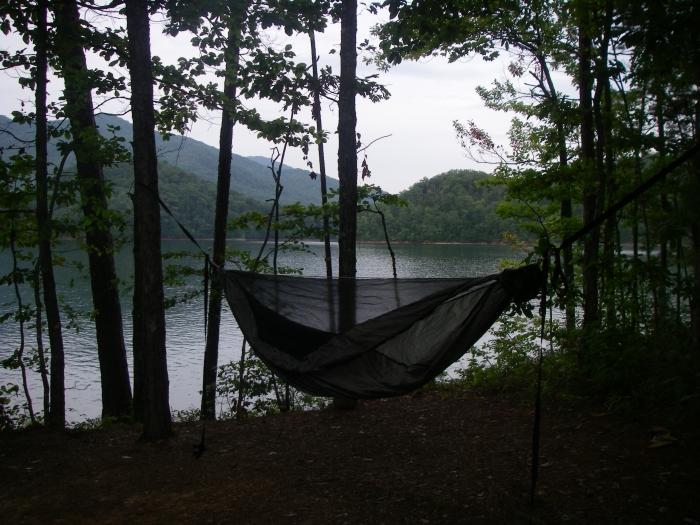 Great Smoky Mountains Np Fontana Lake Aug 09