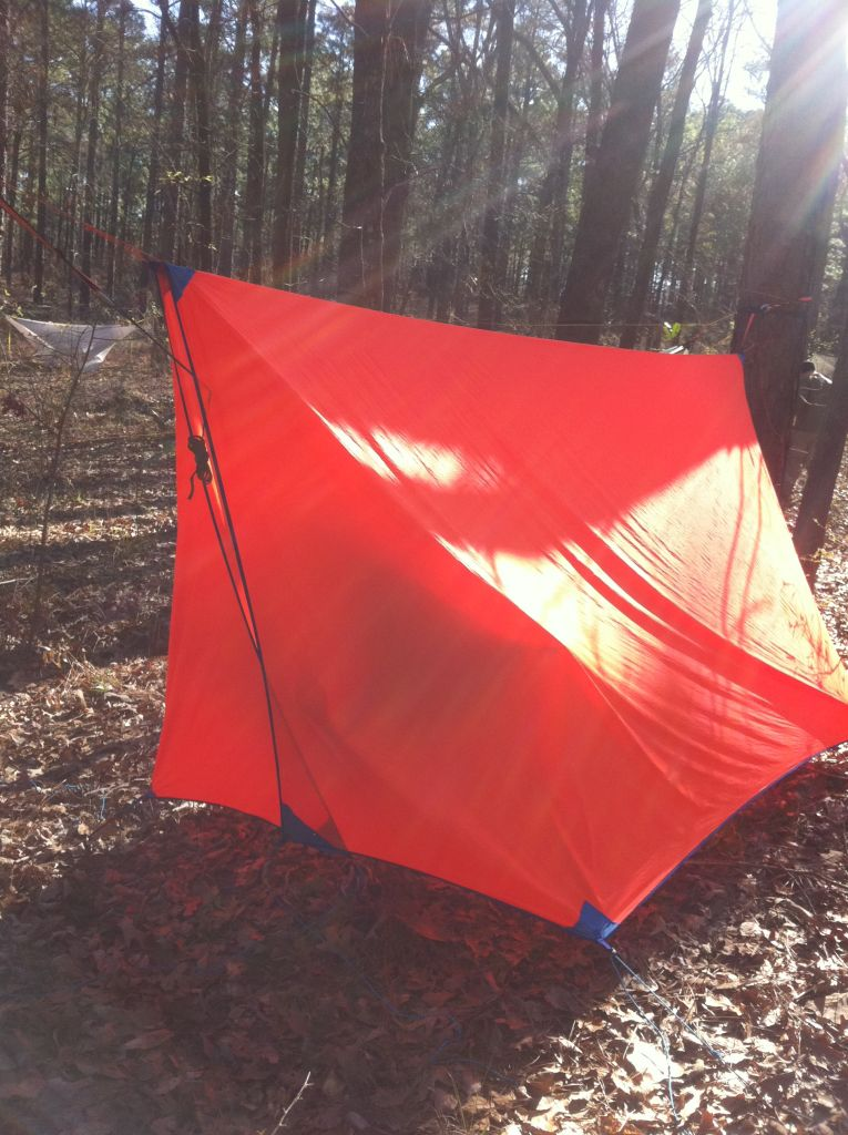 Diy Jazilla Tarp All Closed Up