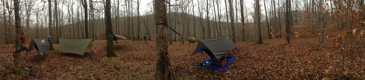Mammoth Cave Backpacking