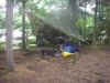 Canoe Camping - Adirondacks Ny by Miguel in Hammock Landscapes