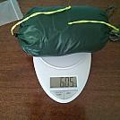 Momentum M50 hammock weight by barbermike in Hammocks
