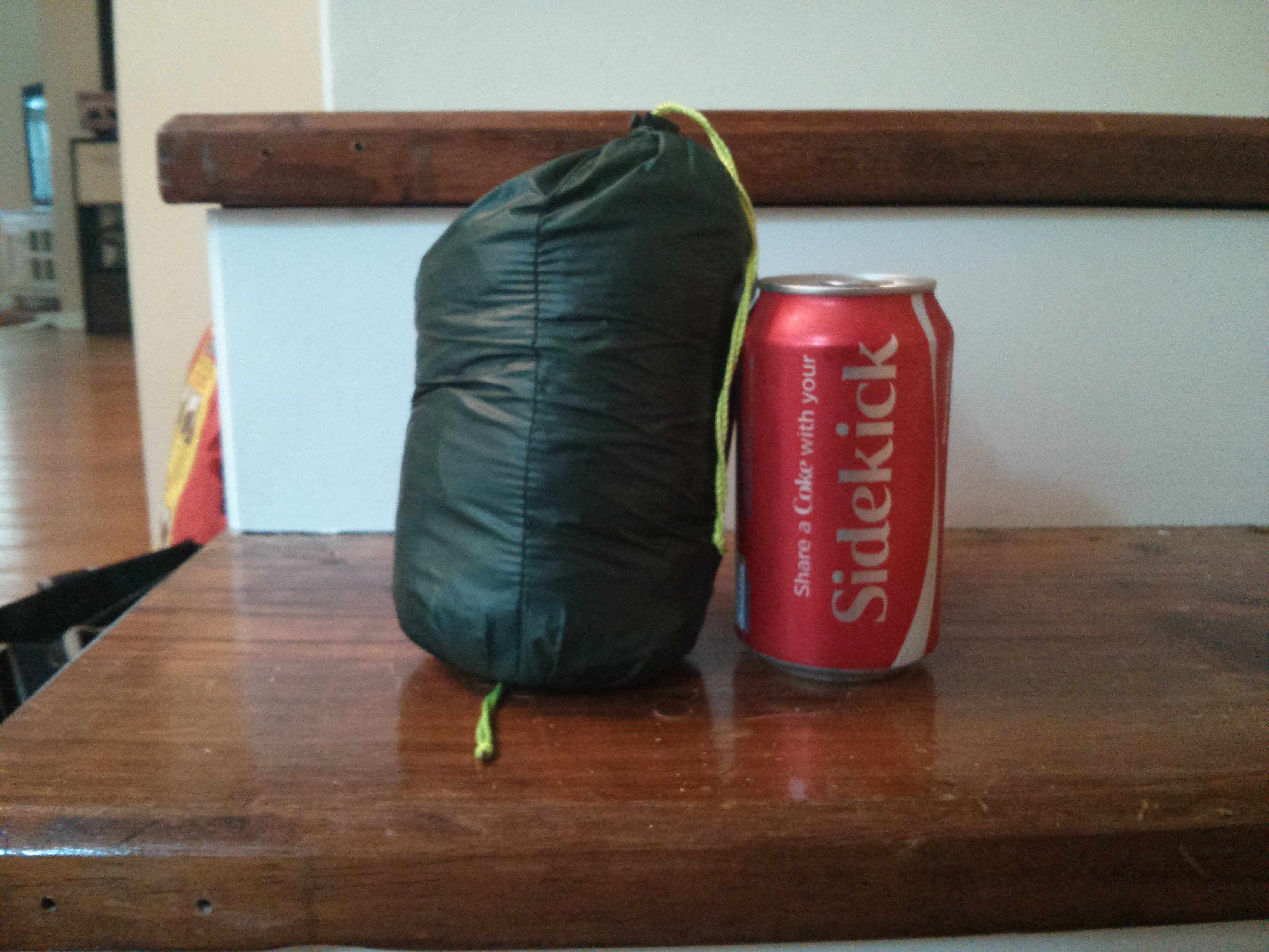 Momentum M50 hammock size