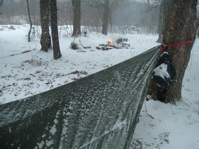 First Winter Hang