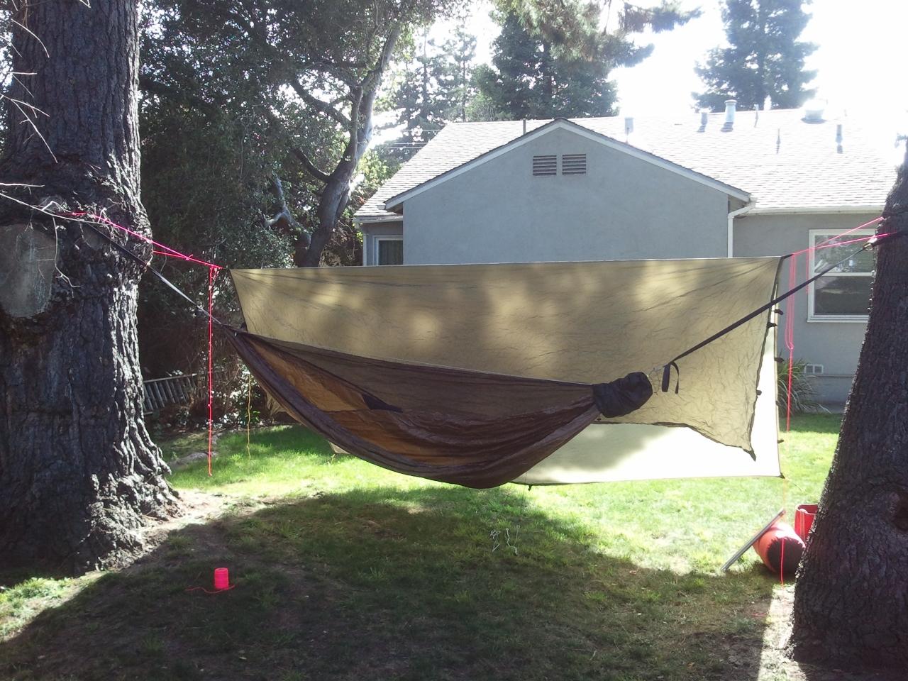Backyarding