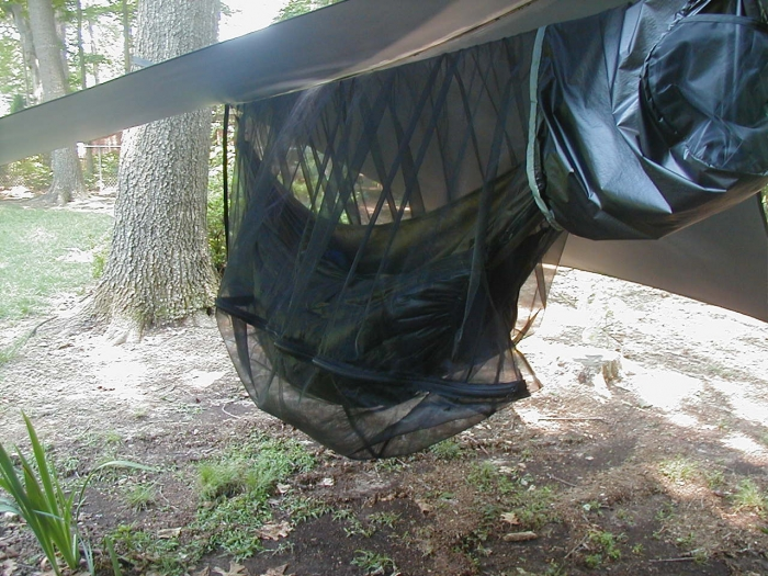 """Frankenbivvy"" version 1.0"
