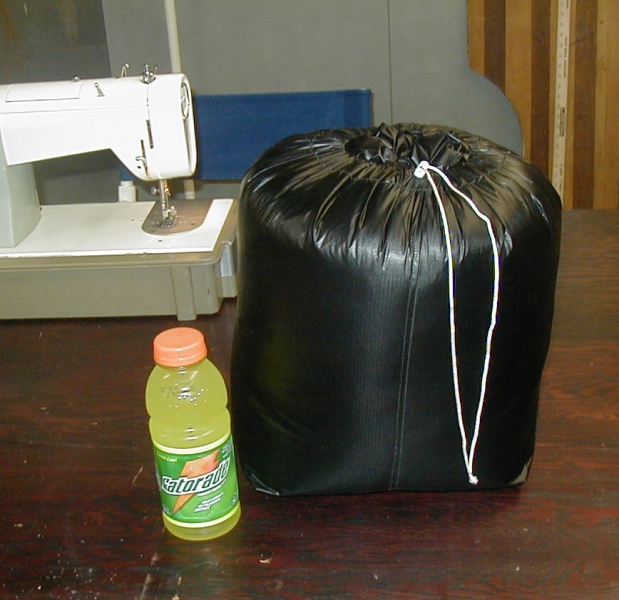 Ray-Way stuff sack kit