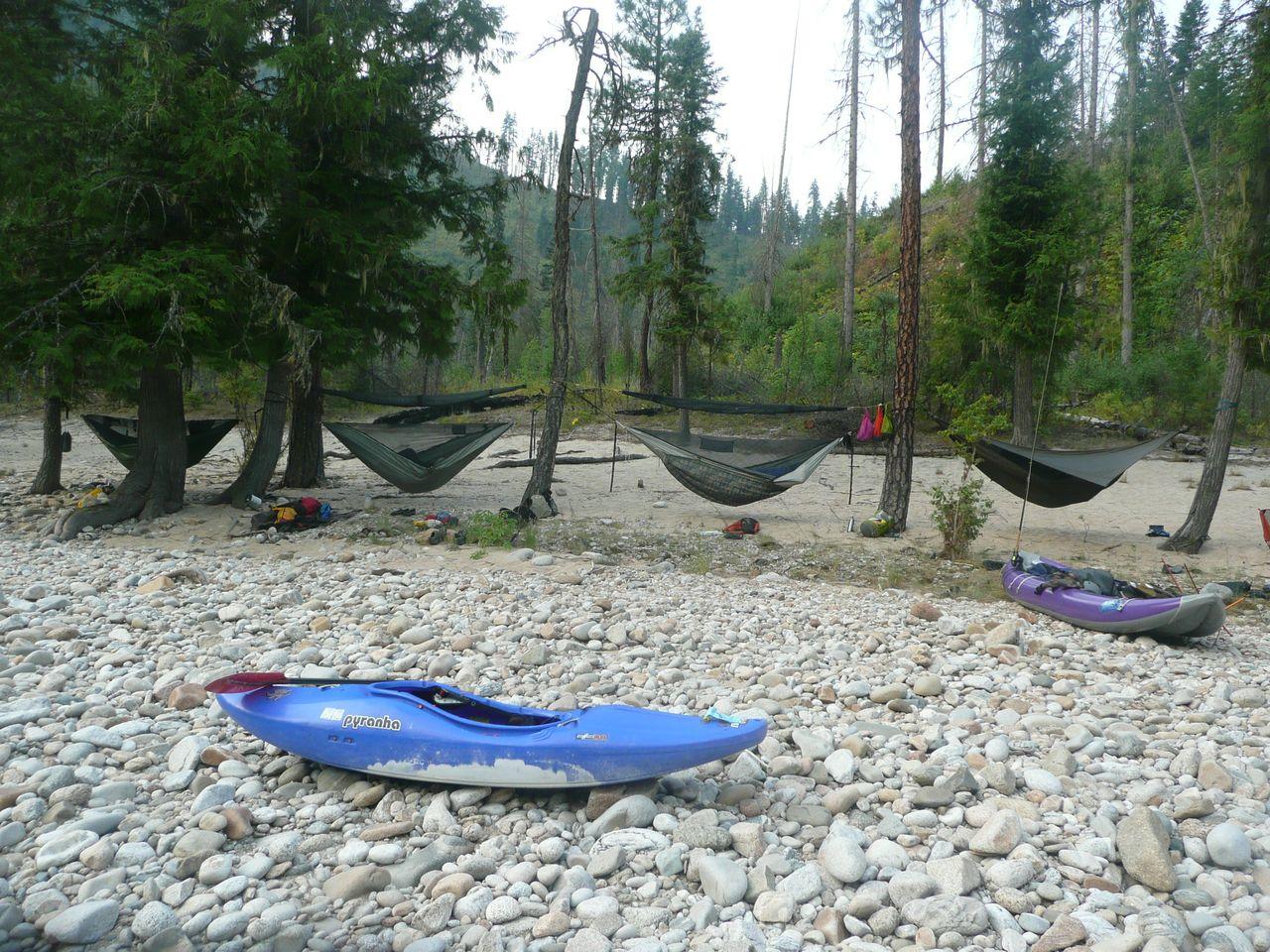 Selway River Hangers 2013