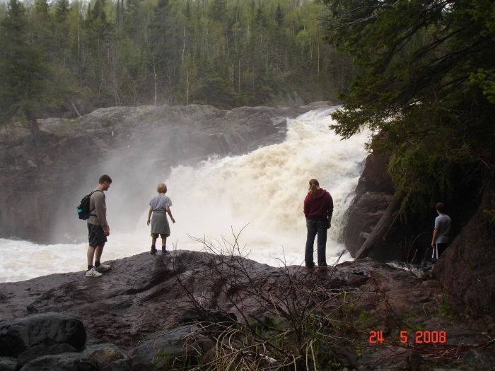 Brule River, Superior Hiking Trail