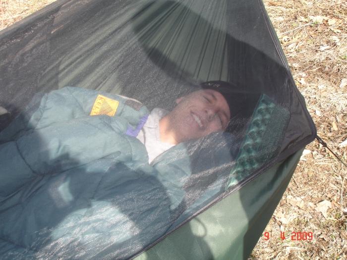 April Camping At Yrsf